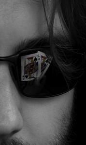 poker eyes